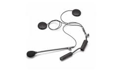 Micro + écouteurs casque jet STILO pour radio WRC