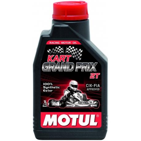 Huile karting MOTUL 2T Grand prix 1L - 1