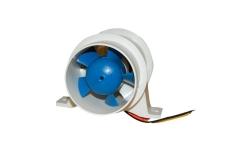 Ventilateur de Désembuage 12V 2.9A 3.8m3/mn Diamètre 76mm