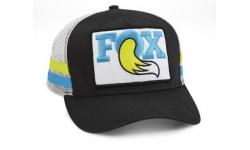 Casquette FOX Throwback Trucker