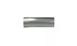 Tube droit 1M inox - 1