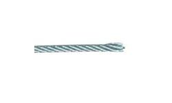 Câble acier au mètre 2 mm - 1