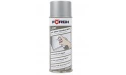 Peinture haute température gris agent 400ML - 1