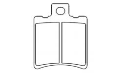Kit plaquettes Racing Etrier 2 pistons ø27 - 1