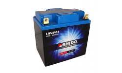 Batterie Lithium 30A Shido 166X126X175mm 2kg - 1