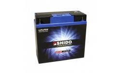 Batterie Lithium 16A Shido 186X82X171mm 1.7kg - 1