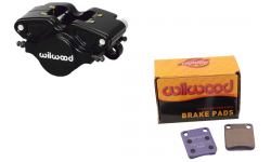 Kit étrier + plaquettes WILWOOD GP200 - 1