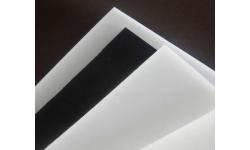 Plaque plastique PEHD 4mm - 1
