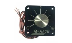 Rotacteur de stratégie de départ E-RACE pour calculateur Black - 1