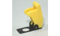 capot jaune