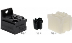 Porte relais pour mini-relais - 1