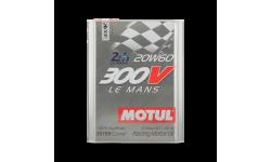 Huile Motul 300V 20w60 - 2L - 1