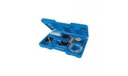 Pompe à vide et outils de purge pour systèmes de freinage et d'embrayage, 16 pcs - 1