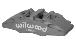 Etrier Wilwood Forged Dynapro 6A Lug Mount Thermlock WILWOOD - 1