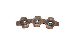 """Disque d'embrayage TILTON 5.5"""" tri-disques 4 patins pour mécanisme métallique - 1"""