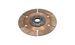 """Disque d'embrayage TILTON 7,25"""" monodisque pour mécanisme métallique - 1"""