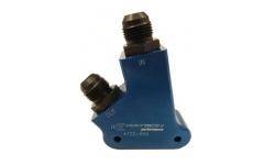 adaptateur huile moteur LS