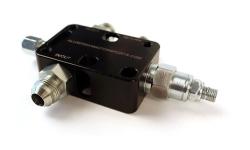valve de controle hydraulique