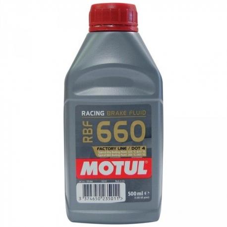 Liquide de frein Motul RBF660 - 1